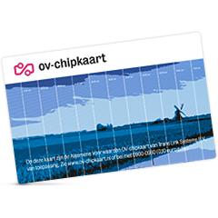 Anonieme OV-chipkaart kopen