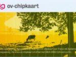 Persoonlijke OV-chipkaart voorbeeld