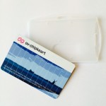OV-chipkaart hoesje transparant