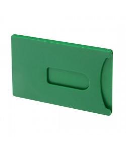 Creditcardhouder groen