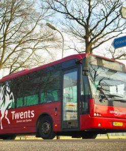 Busticket Oost-Nederland