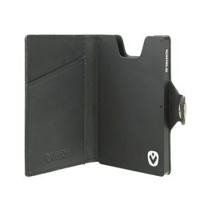 valenta card case black