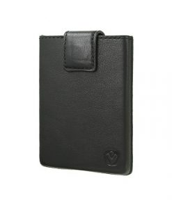 Valenta Card Case Pocket Luxe Black